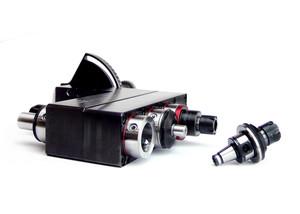 Maier – modularer 6 Spindel Radialschwenkkopf