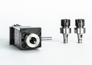 Erweiterung des WF Micro System für angetriebene Werkzeuge
