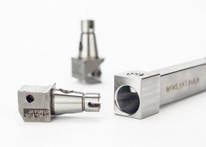 WF Micro – modulare Drehhalter für Langdrehmaschinen